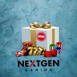 Bonus casinos en ligne Nextgen
